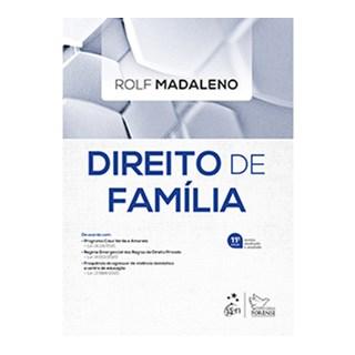 Livro Direito de Família - Madaleno - Forense