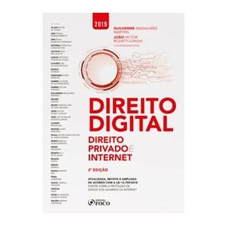 Livro - Direito Digital: Direito Privado e internet - 2ª edição - 2019 - Souza 2º edição