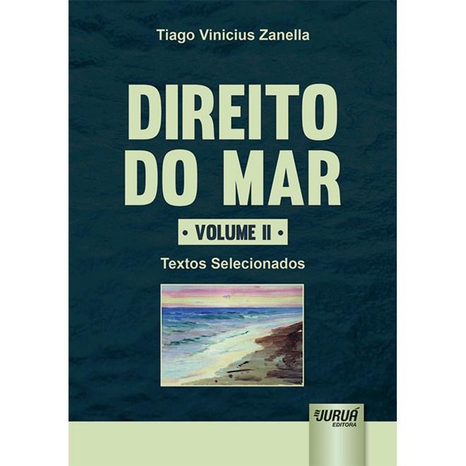 Livro - Direito do Mar: Volume II - Zanella - Juruá