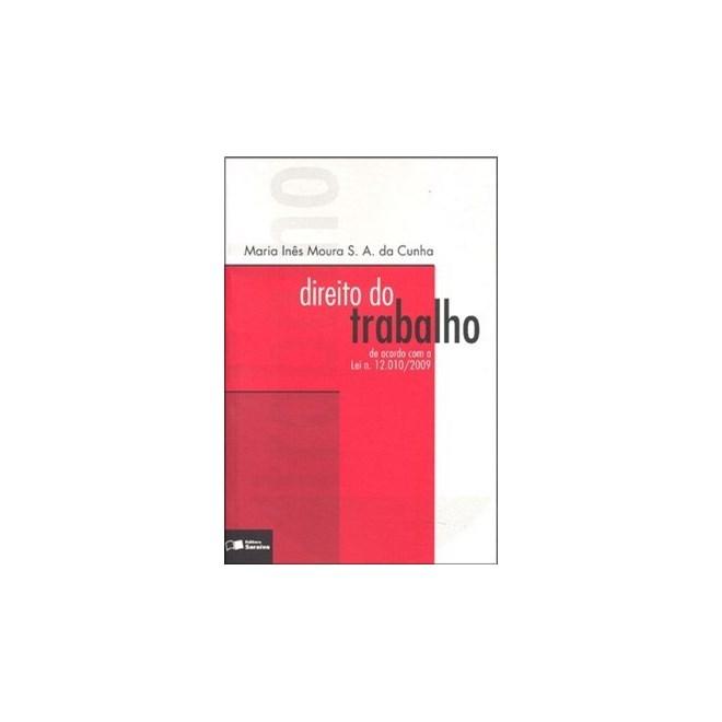 Livro - Direito do Trabalho - Cunha