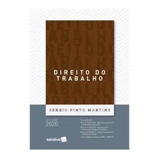 Livro - Direito do Trabalho - Martins 36º edição