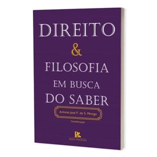 Livro - Direito e Filosofia - Pêcego - Brazil Publishing
