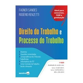 Livro - Direito e Processo do Trabalho - Sandes 2º edição
