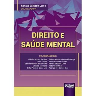 Livro Direito e Saúde Mental - Leme - Juruá