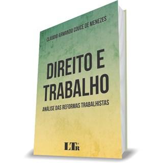 Livro - Direito e Trabalho - Menezes