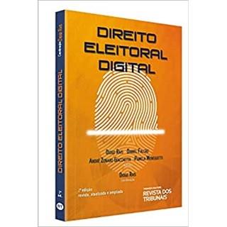 Livro - Direito Eleitoral Digital - Rais - Revista dos Tribunais