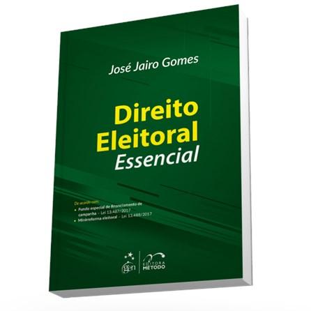 Livro - Direito Eleitoral Essencial - Gomes