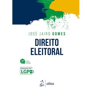 Livro Direito Eleitoral - Gomes - Atlas