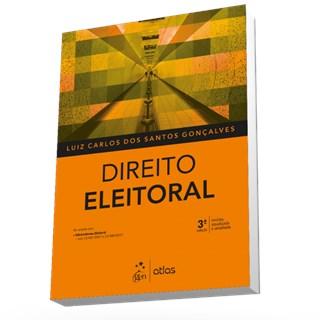 Livro - Direito Eleitoral - Gonçalves