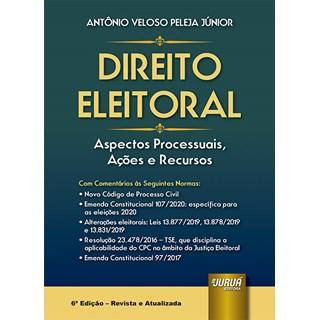 Livro Direito Eleitoral - Júnior - Juruá