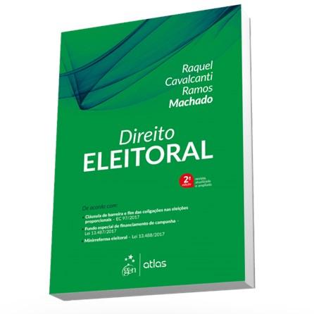 Livro - Direito Eleitoral - Machado