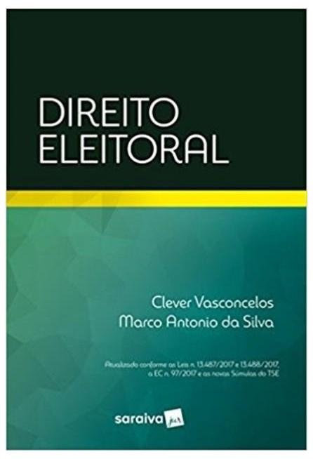 Livro - Direito Eleitoral - Vasconcellos