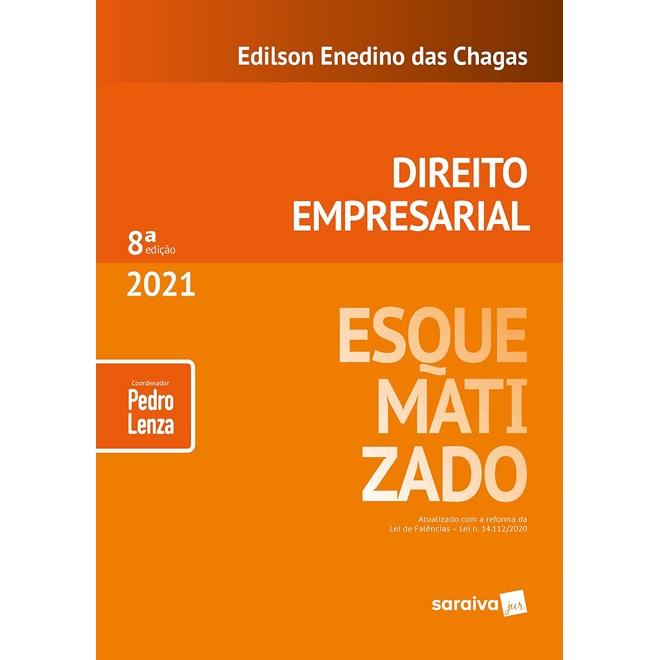 Livro - Direito Empresarial Esquematizado® - Chagas 7º edição