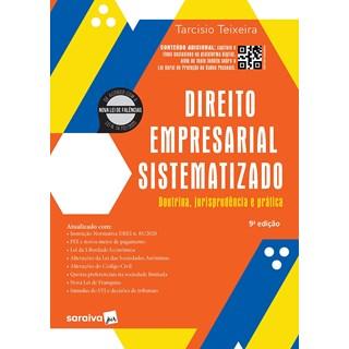 Livro Direito empresarial sistematizado: Doutrina, Jurisprudência e Prática - Saraiva