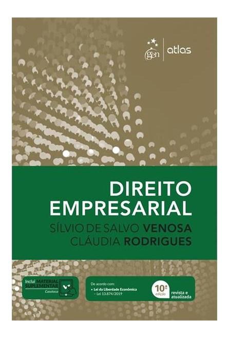 Livro - Direito Empresarial - Venosa