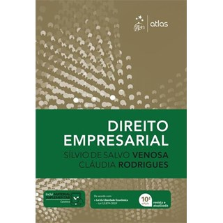 Livro - Direito Empresarial - Venosa - Atlas