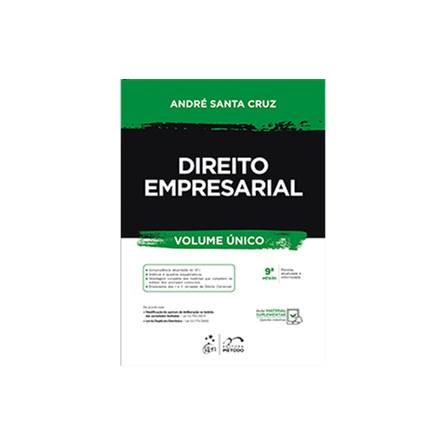 Livro - Direito Empresarial - Volume Único - Cruz
