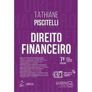 Livro Direito Financeiro - Piscitelli - Atlas