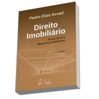 Livro - Direito Imobiliário - Avvad