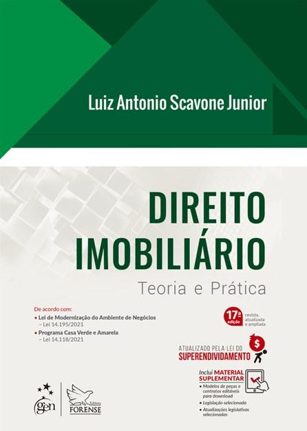 Livro - Direito Imobiliário - Teoria e Prática - Scavone Junior