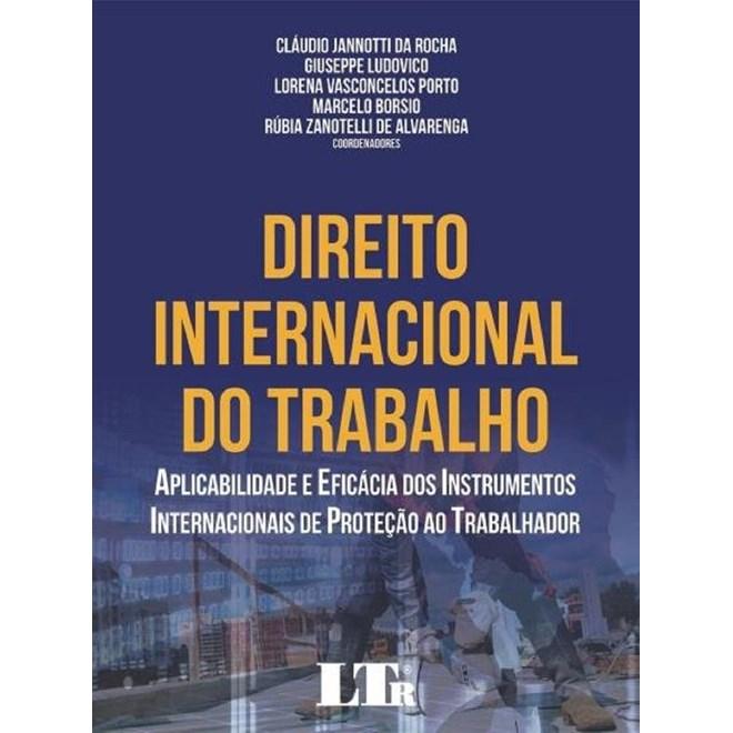 Livro - Direito Internacional do Trabalho - Rocha