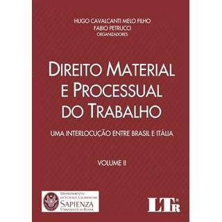 Livro - DIREITO MATERIAL E PROCESSUAL DO TRABALHO
