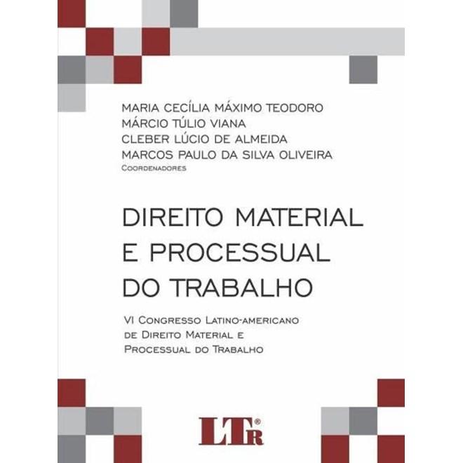 Livro - Direito Material e Processual do Trabalho - Teodoro