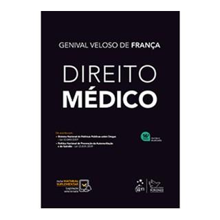 Livro - Direito Médico - França