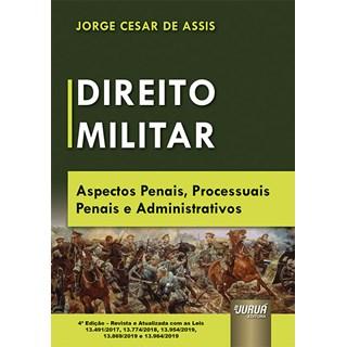 Livro Direito Militar - Assis - Juruá