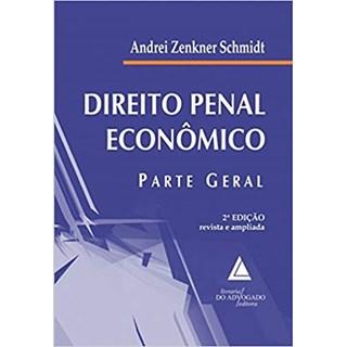 Livro - Direito penal econômico - Parte Geral -  Schimedt
