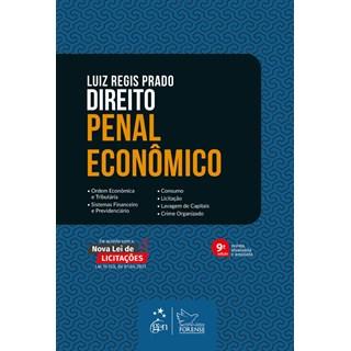 Livro Direito Penal Econômico - Prado - Forense - Pré-Venda