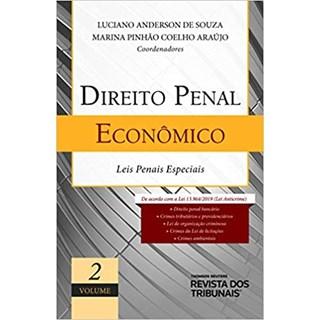 Livro - Direito Penal Econômico - Souza - Revista dos Tribunais