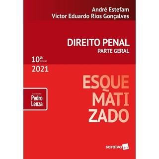 Livro Direito Penal Esquematizado: Parte Geral - Gonçalves - Saraiva