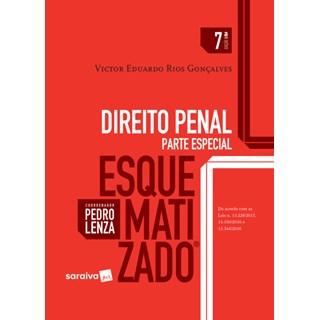 Livro - Direito Penal - Parte Especial - Gonçalves