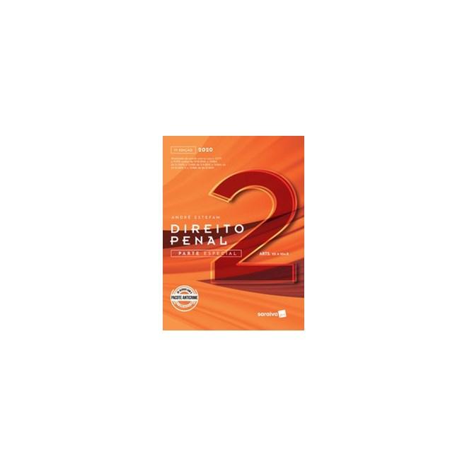 Livro - Direito Penal Parte especial - Vol. 2 - 7ª edição de 2020 - Estefam 7º edição