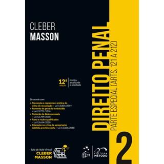 Livro - Direito Penal - Parte Especial - Vol. 2 - Masson