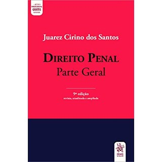 Livro Direito Penal - Parte Geral - Santos - Tirant