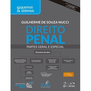 Livro Direito Penal: Partes Geral e Especial - Nucci - Método