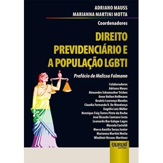 Livro - Direito Previdenciário e a População LGBTI - Motta - Juruá