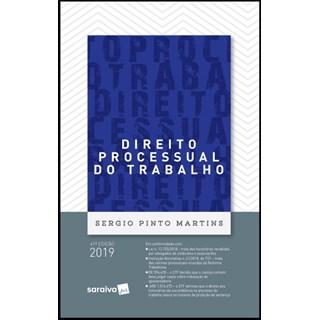 Livro - Direito Processual do Trabalho - Martins