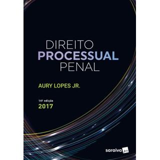 Livro - Direito Processual Penal - Lopes Jr