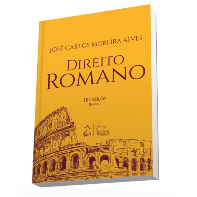 Livro - Direito Romano - Alves