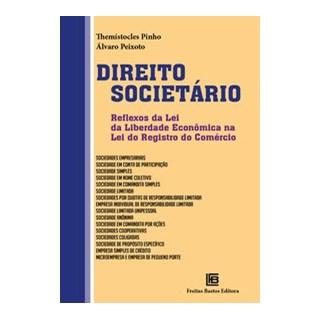 Livro - Direito Societário - Pinho 1º edição