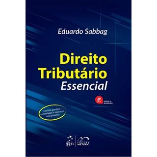 Livro - Direito Tributário Essencial - Sabbag