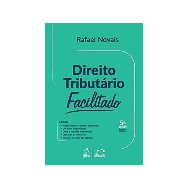 Livro - Direito Tributário: Facilitado - Novais