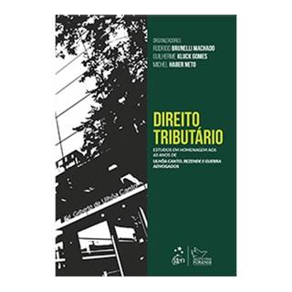 Livro - Direito Tributário - Machado