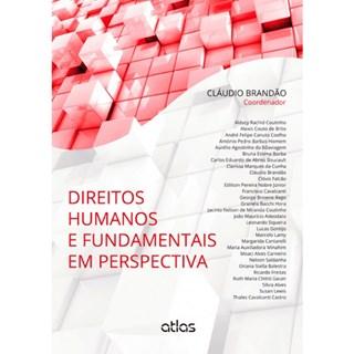 Livro - Direitos Humanos e Fundamentais em Perspectiva - Brandão