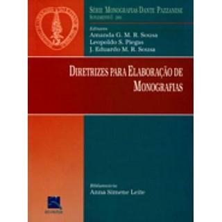 Livro - Diretrizes para Elaboração de Monografias - Pazzanese