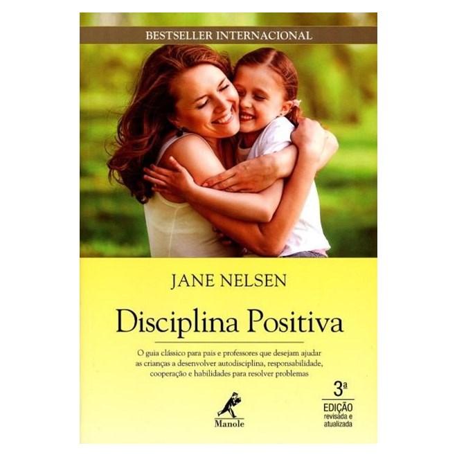 Livro - Disciplina Positiva - Nelsen
