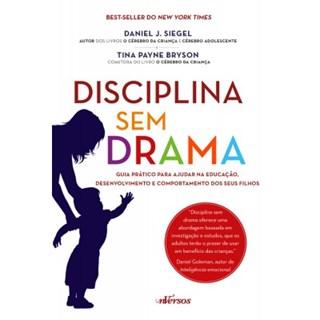 Livro - Disciplina sem Drama - Siegel 1ª edição